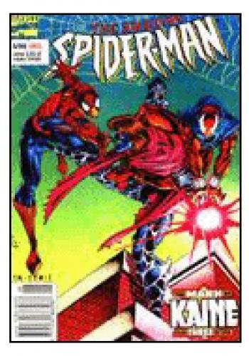 Okładka książki The Amazing Spider-Man 5/1998