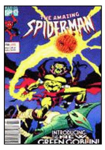 Okładka książki The Amazing Spider-Man 7/1998