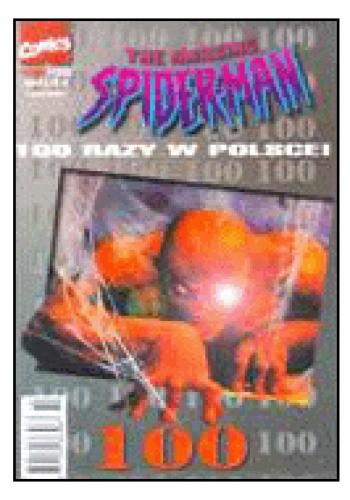 Okładka książki The Amazing Spider-Man 10/1998