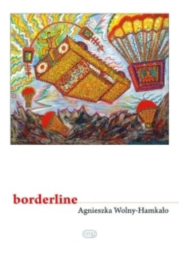 Okładka książki borderline