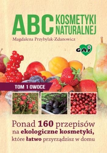 Okładka książki ABC kosmetyki naturalnej
