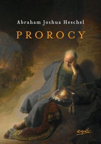 Okładka książki Prorocy
