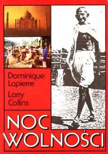 Noc Wolności Dominique Lapierre Larry Collins 179557