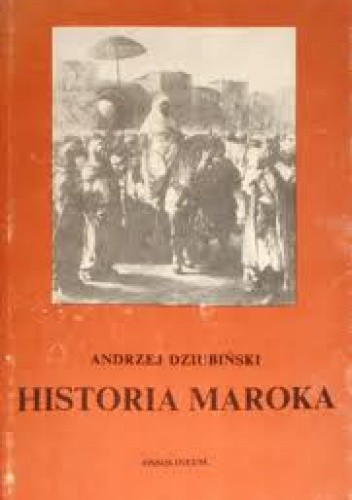 Okładka książki Historia Maroka
