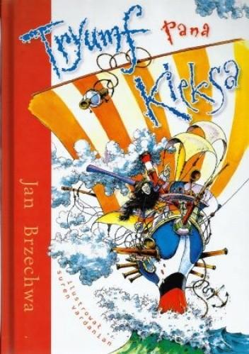 Okładka książki Tryumf Pana Kleksa