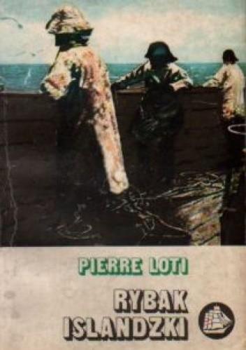 Okładka książki Rybak islandzki