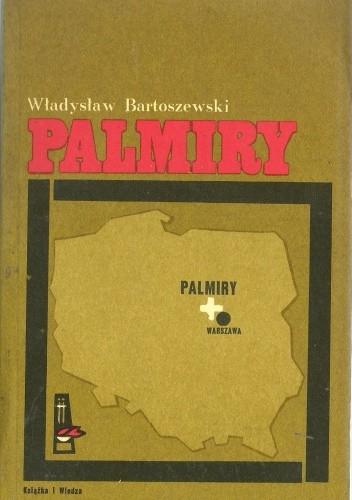 Okładka książki PALMIRY