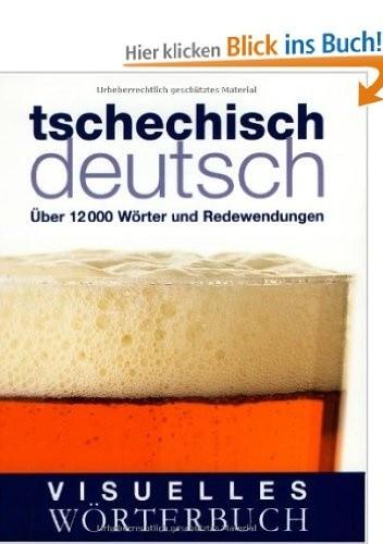 Okładka książki Visuelles Wörterbuch Tschechisch-Deutsch
