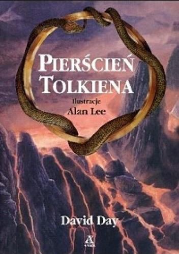 Okładka książki Pierścień Tolkiena