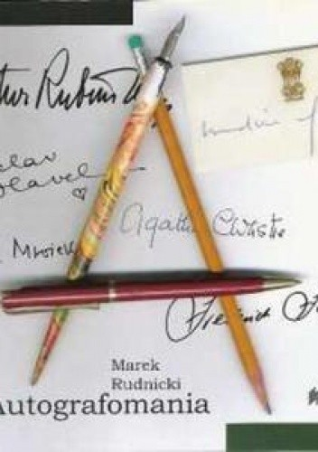 Okładka książki Autografomania