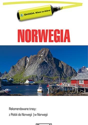 Okładka książki Norwegia - przewodnik dla zmotoryzowanych
