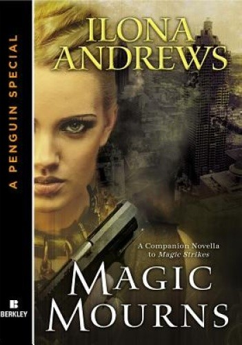 Okładka książki Magic Mourns