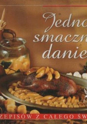 Okładka książki Jedno smaczne danie