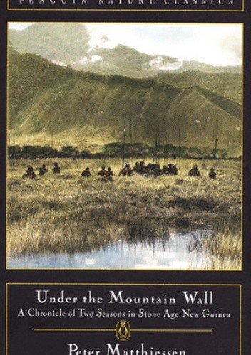 Okładka książki Under the Mountain Wall
