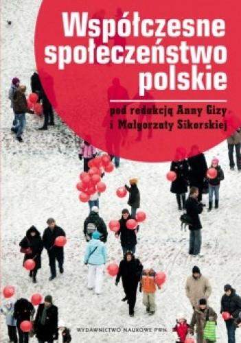 Okładka książki Współczesne społeczeństwo polskie