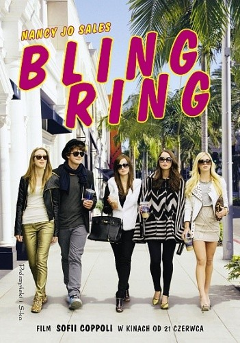 Okładka książki Bling Ring