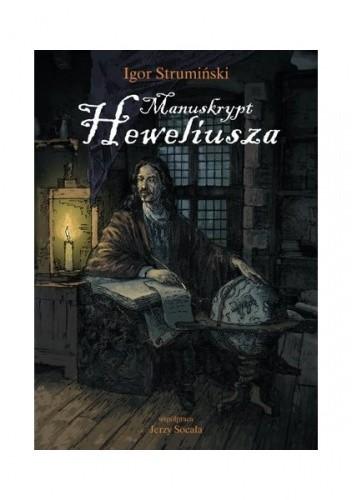 Okładka książki Manuskrypt Heweliusza