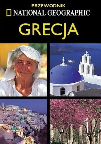Okładka książki Grecja. Przewodnik National Geographic