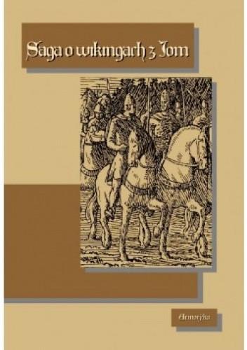 Okładka książki Saga o wikingach z Jom