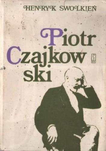 Okładka książki Piotr Czajkowski