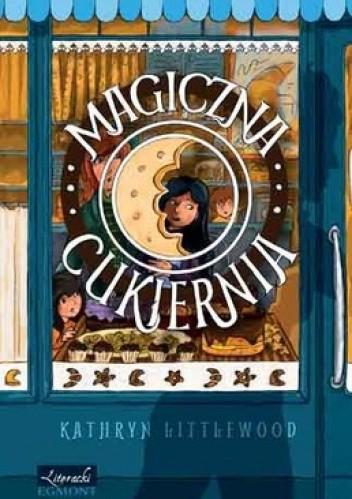 Okładka książki Magiczna cukiernia