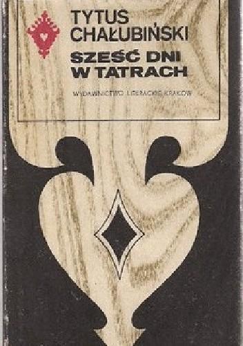Okładka książki Sześć dni w Tatrach