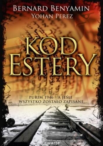 Okładka książki Kod Estery