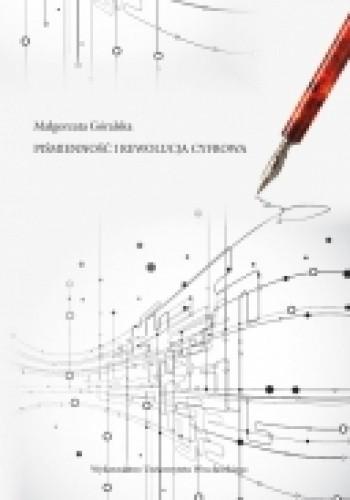 Okładka książki Piśmienność i rewolucja cyfrowa
