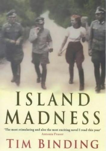 Okładka książki Island Madness