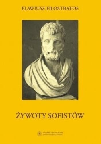 Okładka książki Żywoty sofistów