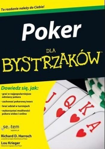 Okładka książki Poker dla bystrzaków