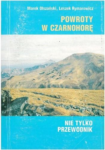 Okładka książki Powroty w Czarnohorę. Nie tylko przewodnik