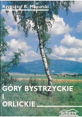 Okładka książki Góry Bystrzyckie i Orlickie