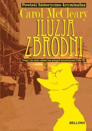 Okładka książki Iluzja zbrodni