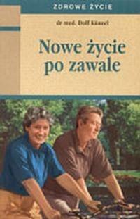 Okładka książki Nowe życie po zawale