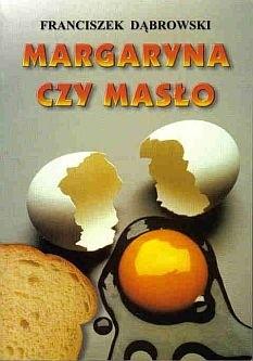 Okładka książki Margaryna czy masło