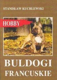 Okładka książki Buldogi francuskie