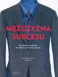 Okładka książki Mężczyzna sukcesu