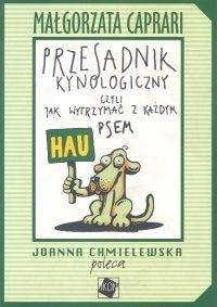 Okładka książki Przesadnik kynologiczny /Ikon/