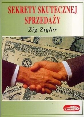 Okładka książki Sekrety skutecznej sprzedaży