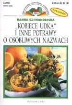 Okładka książki Kobiece udka i inne potrawy o osobliwych nazwach