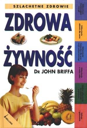 Okładka książki Zdrowa żywność