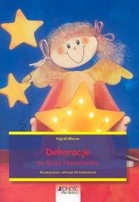 Okładka książki Dekoracje na Boze Narodzenie