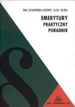Okładka książki Emerytury. Praktyczny poradnik