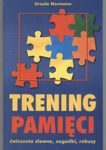 Okładka książki Trening pamięci