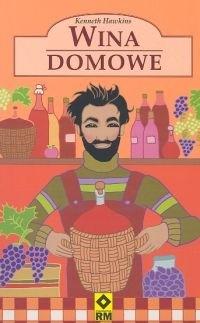 Okładka książki Wina domowe