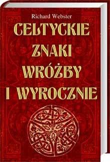 Okładka książki Celtyckie znaki wróżby i wyrocznie