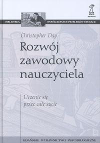 Okładka książki Rozwój zawodowy nauczycieli.