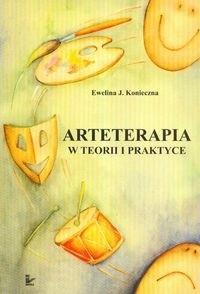 Okładka książki Arteterapia w teorii i praktyce