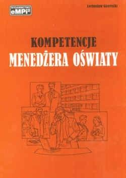 Okładka książki Kompetencje menedżera oświaty